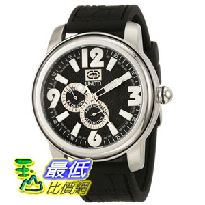 [104美國直購] Marc Ecko Men's E09512G1 The Miami Classic Analog Watch