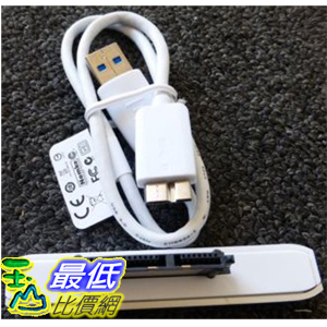 [104美國直購] Seagate 希捷 可?式 USB3.0 適配器 電纜 Backup Plus Portable USB Adapter 3.0 Cable For 2.5 HDD/SSD STAE109