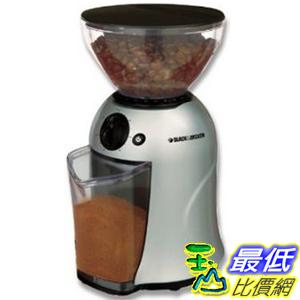 [104美國直購] 咖啡豆 研磨機 Black & Decker PRCBM5 12 Cup Coffee Bean Grinder Mill 220-240 Volts (Not for use in USA and Canada)