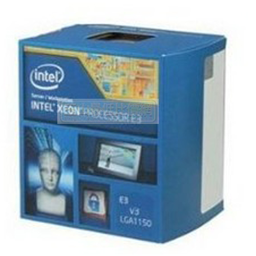 [104美國直購] 英特爾 四核處理器 E3-1240 v3的3.4GHz的5.0GT/ s的 8MB LGA1150 CPU BX80646 E31240V3
