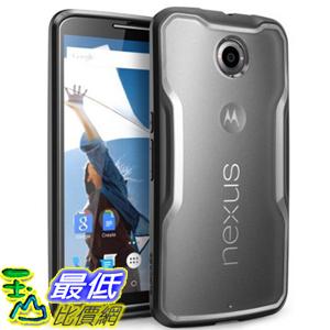 [104美國直購] SUPCASE 保護殼 TPU+PC Google Motorola Nexus 6 Unicorn Beetle Series Premium Hybrid Bumper Case Cover