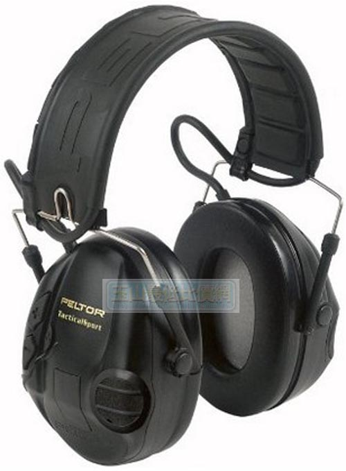 [104美國直購] 防音耳罩 3M 97451 Peltor Tactical Sport Hearing Protector, MP3 Compatible $4698