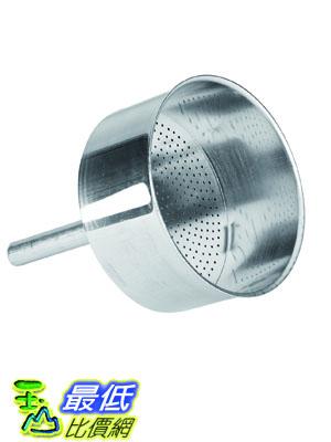 [104美國直購] Bialetti 06876 Moka Express 3-Cup Replacement Funnel 經典摩卡壺 替換漏斗 3杯 適用_A123