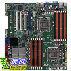 [美國直購 ShopUSA] Asus 服務器主板 Z8PE-D12(ASMB4-IKVM) Dual LGA1366 5520 3GbE EEB Server Motherboard $15400