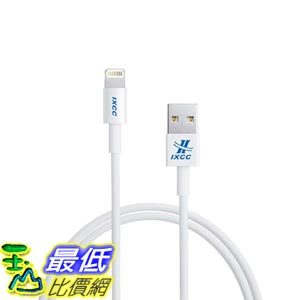[103美國直購] iXCC Lightning Cable 3ft (Three Feet) Element Series 8 pin USB SYNC Cable Charger  USB充電線 ios8系列適用_T15 $388