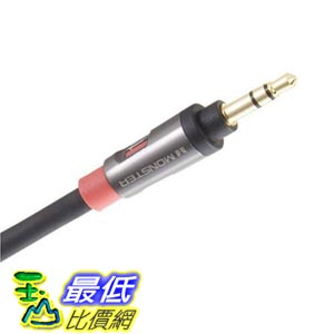 [103美國直購] Monster Cable AI 800 MINI-7 (7.0 ft.) iCable 800 for iPod iPhone and iPad 耳機訊號線 美國魔聲連接線