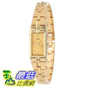 [103美國直購] Seiko Women's SZZC44 Dress Gold-Tone Watch 女士手錶 $4525