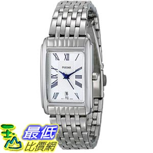 [103美國直購] Pulsar Women's PH7329 Analog Display Japanese Quartz Silver Watch 女士手錶 $1955