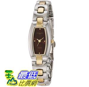 [103美國直購] Charles-Hubert Paris Women's 6745-T Classic Collection Two-Tone Watch 女士手錶 $2356