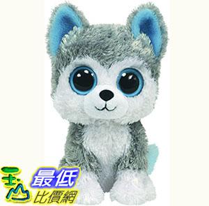 [103美國直購] Ty 毛絨玩具 TY Beanie Boos - Slush - Husky $467