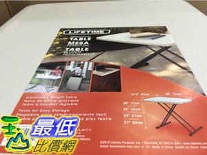 [104限時限量促銷] COSCO 個人折疊桌/ 四段高度調整 LIFETIME  PERSONAL TABLE_C473125 $880