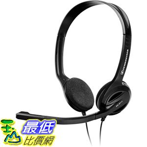 [美國直購 ShopUSA] Sennheiser 耳機 PC 31-II Binaural Headset with Microphone $1400