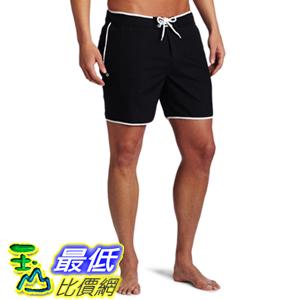 [美國直購 ShopUSA] Original Penguin Men's Earl Solid Volley Swim Short 男士海灘褲 B006O539DA $2900