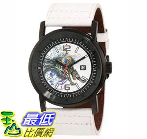 [104美國直購] 男士手錶 Ed Hardy KM-PT Men's Kombat Watch $1470