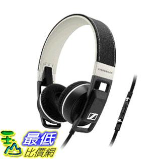 [104美國直購] Sennheiser Urbanite On-Ear Headphones - Black