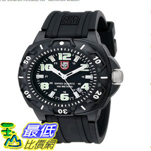 [103美國直購] 男士手錶 Luminox Mens 0201.SL Sentry 0200 Black Case With $5924