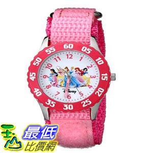 [103美國直購] 手錶 Disney Girls W000042 Time Teacher Stainless Steel $1375