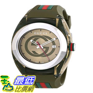 [103美國直購] 超大不?鋼手錶 Gucci SYNC XXL YA137106 Stainless Steel Watch with $13177