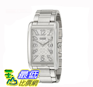 [美國直購 ShopUSA]  Coach Lexington Elongated 男士手錶14600968 _afd $10260