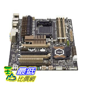[美國直購] ASUS 主機板 SABERTOOTH 990FX R2.0 AM3+ AMD 990FX SATA 6Gb/s USB 3.0 ATX AMD Motherboard$7700