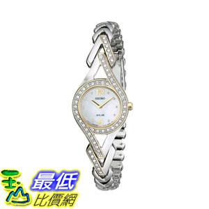 [2015 限量促銷款 美國直購] 雙音不?鋼手錶 Seiko Women's SUP174 Watch $6904
