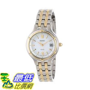 [2015 限量促銷款 美國直購] 女士手錶 Seiko Women's SUT020 Watch $5557