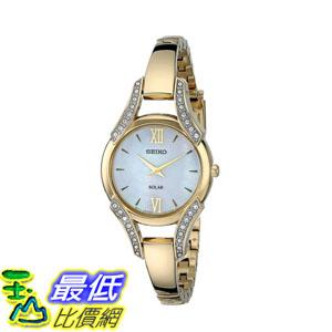 [2015 限量促銷款 美國直購] 孟加拉灣不?鋼手錶 Seiko Women's SUP216 Watch $6058