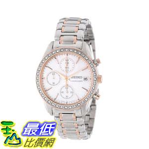 [2015 限量促銷款 美國直購] 女士手錶 Seiko Women's SNDY18 Watch $7197