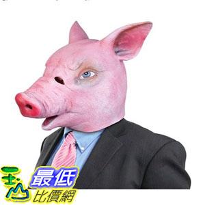 [103美國直購] Accoutrements 12273 擬真動物面具 豬頭面具 頭套 Pig Mask $869