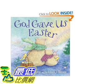 [美國直購]2012 美國秋季暢銷書排行榜God Gave Us Easter $560