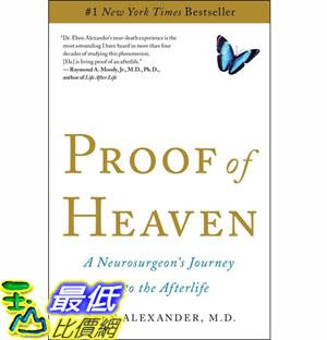 [美國直購] 2012 美國秋季暢銷書排行榜Proof of Heaven: A Neurosurgeon's Journey into the Afterlife$652