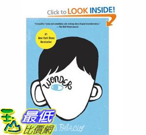 [美國直購]2012 美國秋季暢銷書排行榜 Wonder $656