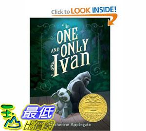 [美國直購]2012 美國秋季暢銷書排行榜The One and Only Ivan$674