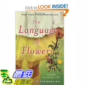 [美國直購]2012 美國秋季暢銷書排行榜The Language of Flowers: A Novel $649