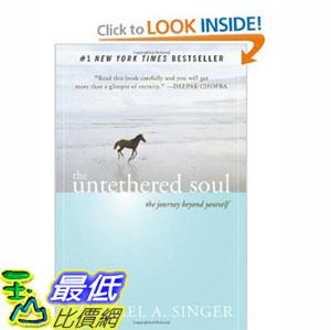 [美國直購]2012 美國秋季暢銷書排行榜The Untethered Soul: The Journey Beyond Yourself $672