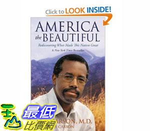 [美國直購] 2012 美國秋季暢銷書排行榜America the Beautiful: Rediscovering What Made This Nation Great$630