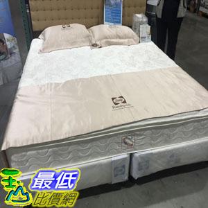[104限時限量促銷] COSCO SEALY 加大雙人床墊 6X6.62尺(FEET) 183X190公分(CM)_C106887 $23863