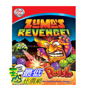 [104美國直購] Zuma's Revenge with Peggle Bonus - PC $913