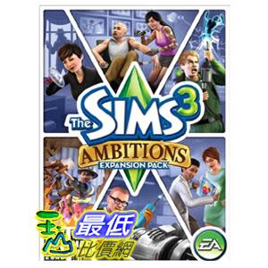 [104美國直購] The Sims 3: Ambitions $985