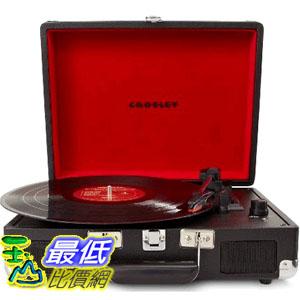 [104美國直購] Crosley Cruiser Portable Turntable (可指定顏色)   手提箱黑膠播放器 可攜式 攜帶型 音響 音箱