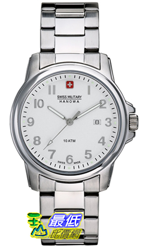[美國直購 ShopUSA] Swiss 手錶 Military Hanowa Men's Swiss Soldier Watch 06-5141-04-001_mr $4219