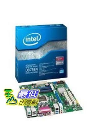 [美國直購Shop USA] Intel 台式機主板 Desktop Board DB75EN Executive Series - motherboard - micro ATX - LGA1155 Socket - B75  $6237