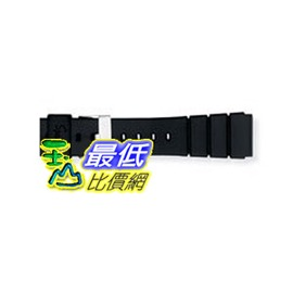[美國] SPEIDEL Watch Band Fits Sport watches And CASIO - Color Black Size: 18mm Watch Band - BONUS 錶帶
