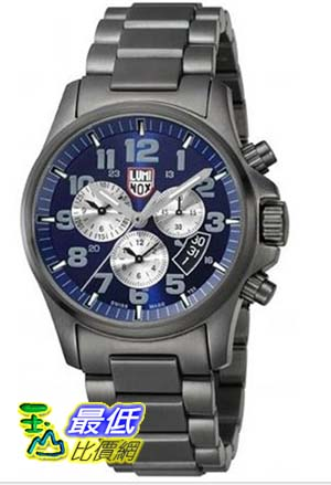 [美國直購 ShopUSA] Luminox 手錶 Men's Atacama Field Chronograph Watch 1844 $25053