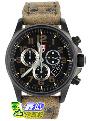 [美國直購 ShopUSA] Luminox 手錶 Men's Atacama Field Chronograph Watch 1853 $18929