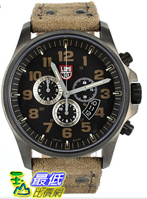 [美國直購 ShopUSA] Luminox 手錶 Men's Atacama Field Chronograph Watch 1893 $19697