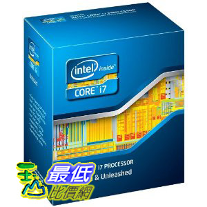 [美國直購 ShopUSA] Intel 處理器 Core i7-2700K 3.5 GHz LGA 1155 Processor BX80623I72700K $15391