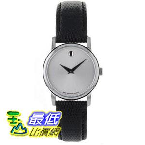 [美國直購 ShopUSA] Movado Museum 手錶 Silver Dial Stainless Steel Ladies Watch 2100003 bfy $9139