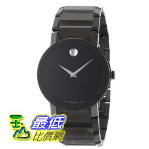 [美國直購 ShopUSA] Movado Sapphire 手錶 PVD Black Bracelet Mens Watch 0606307 bfy $45743