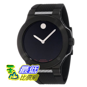 [美國直購 ShopUSA] Movado SE Extreme Automatic 手錶 Black Dial Black Rubber Mens Watch 0606492 bfy $52739